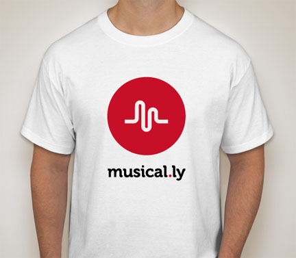 musical ly t shirt