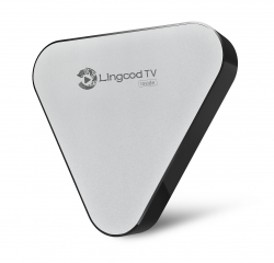 Lingcod Android IPTV TV Box for Chinese Channels Ideal for Overseas Chinese