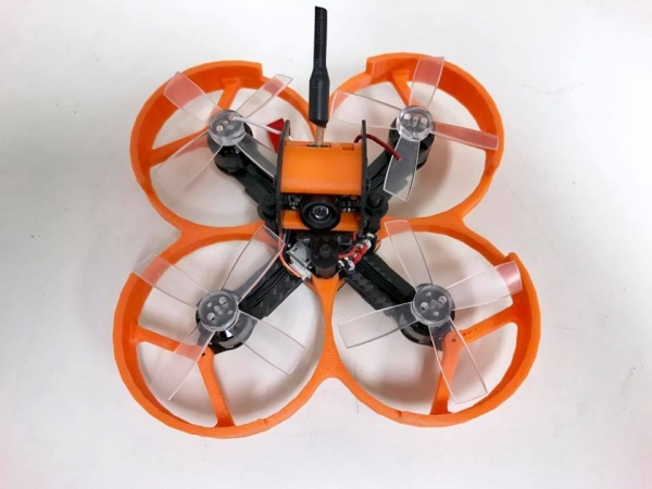 Swift   Micro Quad Frame