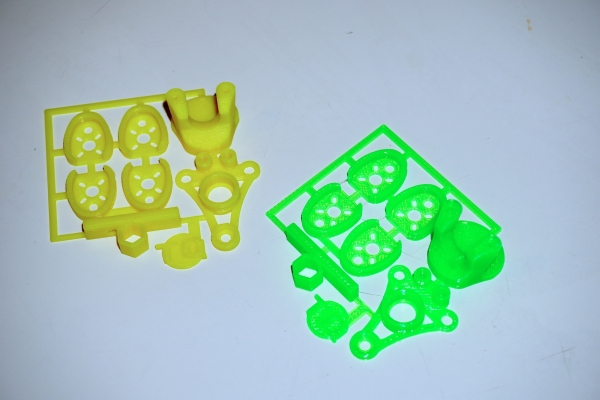 CS110  V2  3D Print kit TPU or ABS with free shipping