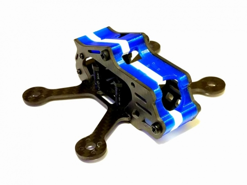 "Sonic GT  2"" Racing Frame Kit  with  Sleeve"