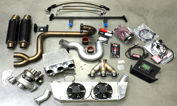 Rpm turbo kit for yamaha yxz1000 for Yamaha yxz1000r turbo