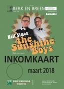 Ticket - Vrijdag 23 maart 2018 - 20u15