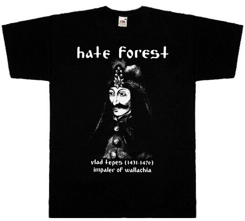 Hate Forest - Vlad Tepes