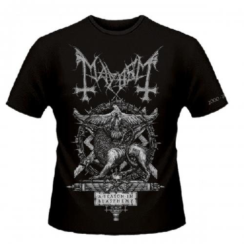 Mayhem - A Season in Blasphemy