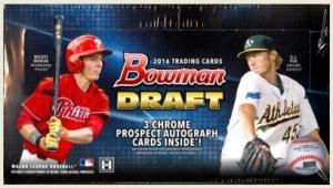 2016 Bowman Draft Jumbo PYT5
