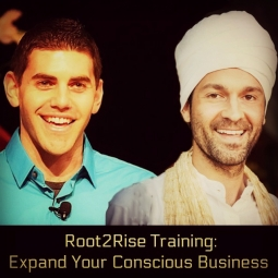 Root2Rise Immersion: Expand Your Conscious Business