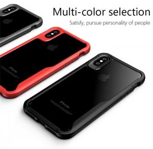 iPhone X ケース 耐衝撃 クリア iphone Xケース  iphone X カバー 透明 薄 おしゃれ アイフォンX