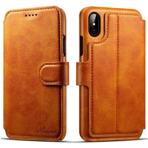 iPhoneX iPhoneケース スマホケース 手帳型 新型 革 iPhoneX アイフォンX スマホカバー 財布型ケース